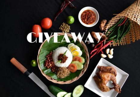 Malaysian Makan Fest Giveaway