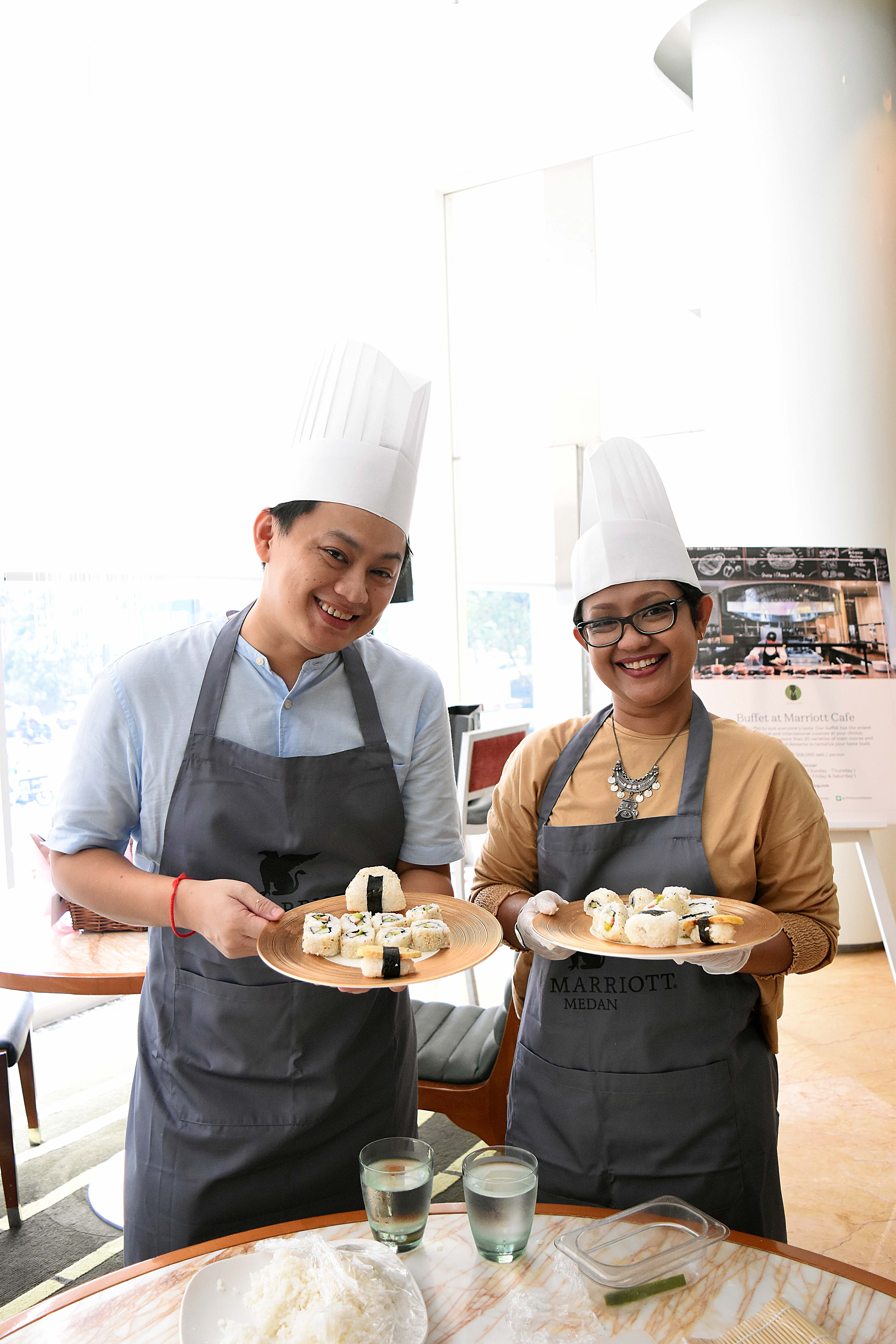 Cooking Class with Foodies and Lifestyle Influencers – JW Marriott