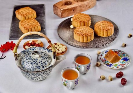 mooncakes small size